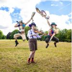 Folk Dance Remixed-Step-Hop-House